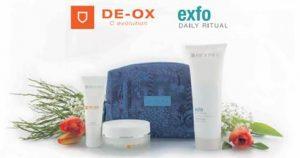 Bioline Jatò presenta due speciali Beauty Gift per la stagione estiva:De-Ox C evolution e Primaluce Exforadiance